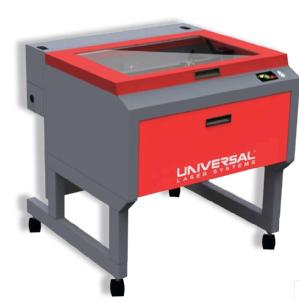 how to turn on a laser cutter