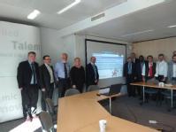 EPIB BME meeting - debriefing at Warwick Office in Brussels
