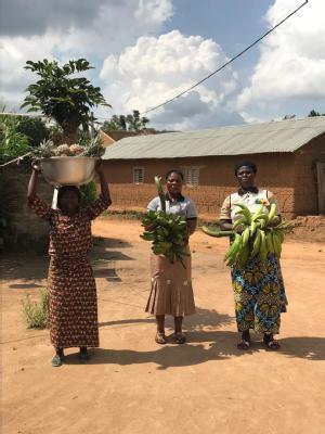 Alessia Maccaro in Benin