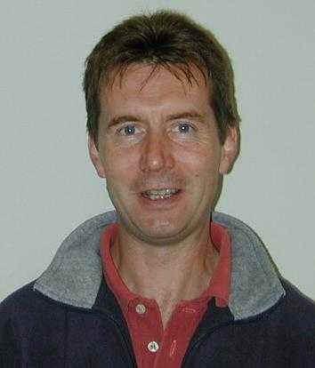 Photo of Professor Chris Dowson