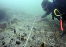 Picture by Roland Brookes - The Maritime Archaeology Trust
