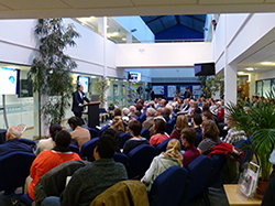 Brain public science event