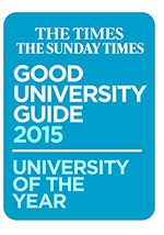 Good University Guide 2015 University of the Year