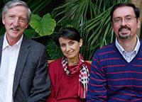 Profs Devenish, Cuervo and Nezis
