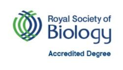 RSB Accredited degree logo