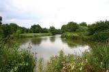 Lake and bird sanctuary