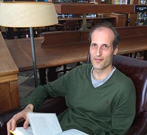 Martin Hairer,FRS