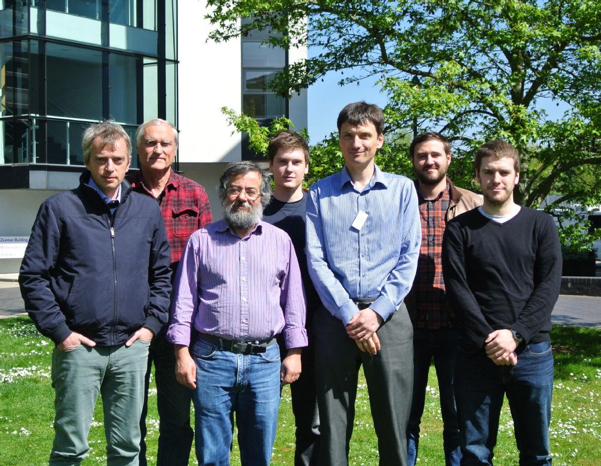 Mathematics Institute                                                                                                                            Geometry - in honour of Mario Micallef's 60th birthday