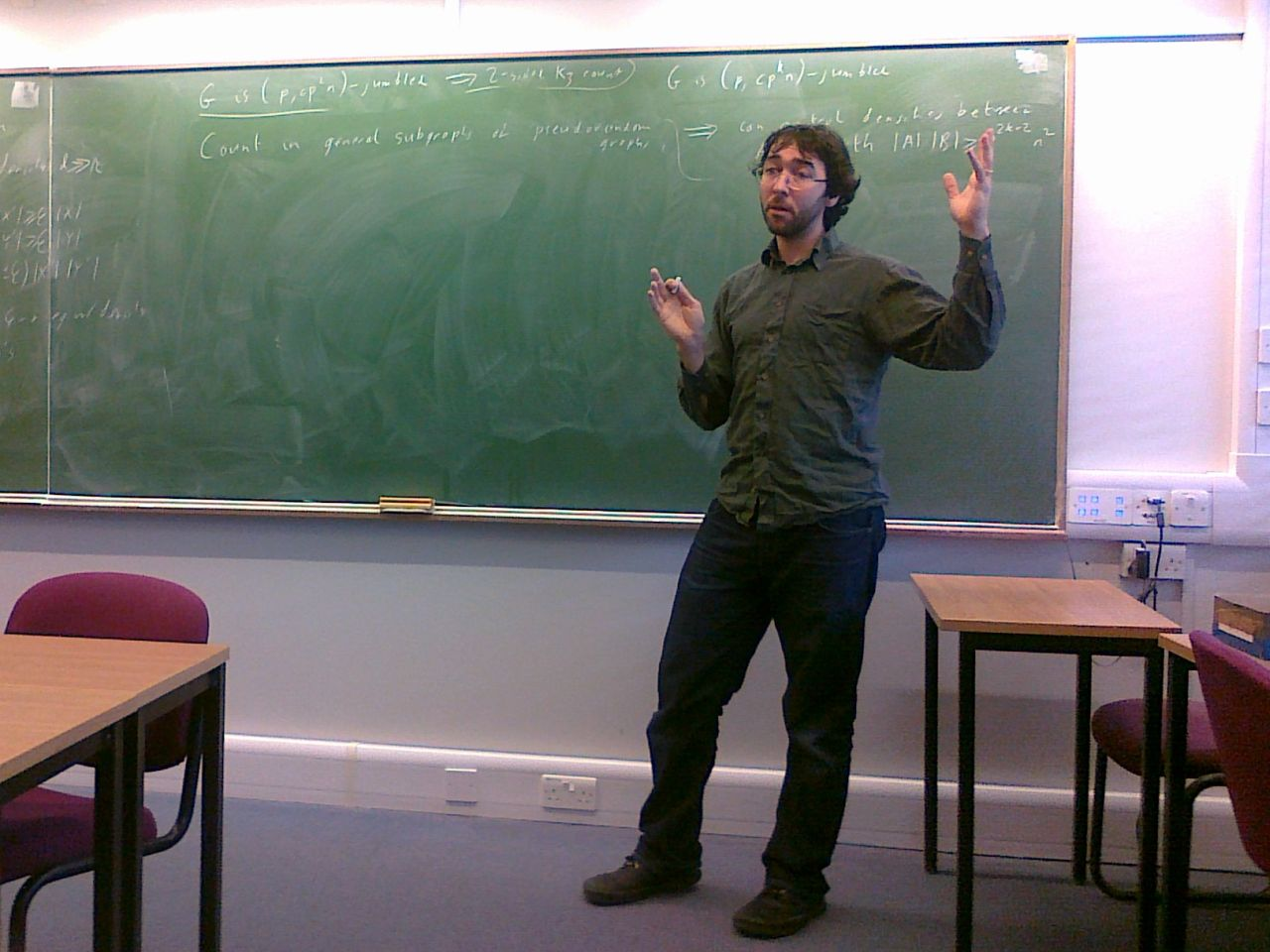 Warwick Maths Student Room