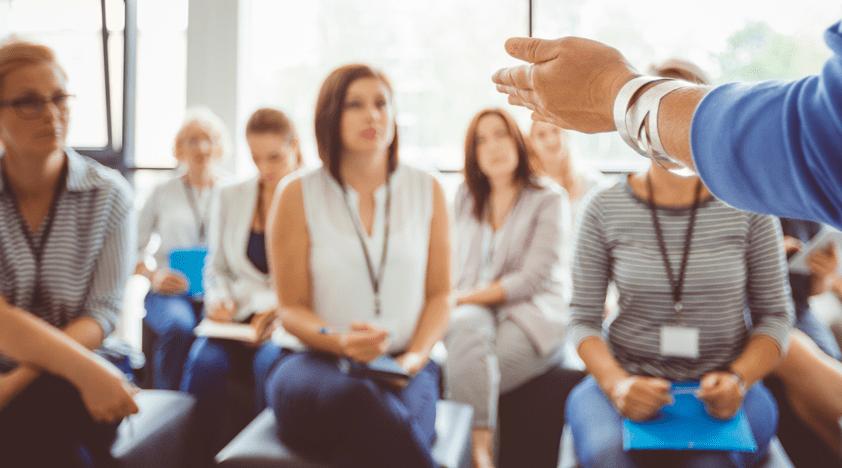 Public discussion  group