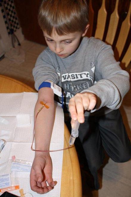 Haemophilia Treatment