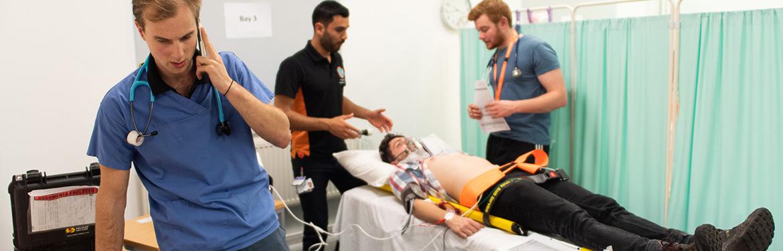 Trauma & Emergency Medicine Society Simulation