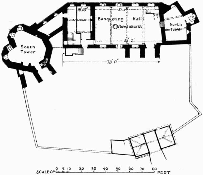 Stokesay Castle, English Heritage