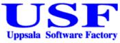 [Uppsala Software Factory Logo]