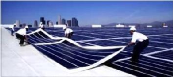 flexible solar cell