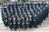 Graduation in 2012