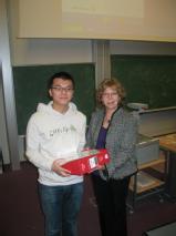 Pettifer Prize 2009