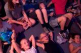 Planetarium audience