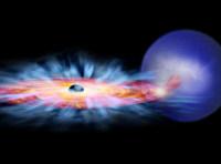 Accreting black hole