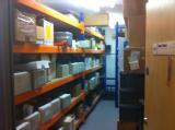 adjacent storeroom