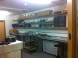 adjacent technician base room
