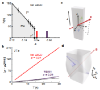 G. Grissonnanche, Y. Fang, A. Legros, S. Verret, F. Laliberté, C. Collignon, J. Zhou, D. Graf, P. A. Goddard, L. Taillefer, B. J. Ramshaw, Linear-in temperature resistivity from an isotropic Planckian scattering rate, Nature 595, 667-672  (2021).