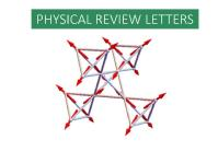 E. Lhotel et al. Physical Review Letters 115, 197202 (2015).