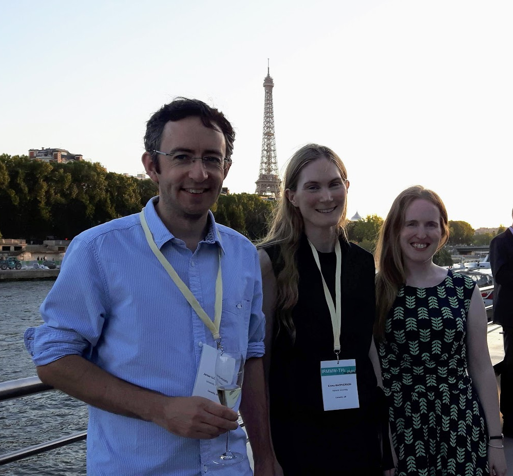 Conference dinner on the Seine
