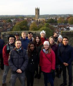 Ultrafast & THz group Warwick Castle
