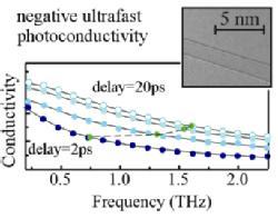 Negative photoconductivity in carbon nanotubes