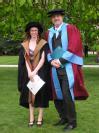 Andrea Fischer graduation 2011b