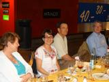Left to right: Pauline Allen, Paola Carbone, Greg Voth, and Florian Mueller-Plathe.