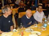 Left to right: Andrew Masters, Gordon Tiddy, and Hossein Ali Karimi Varzaneh.