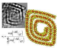 MoS2 Nanoscroll