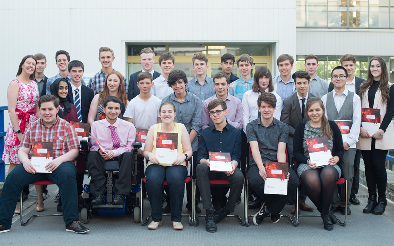 Schools Physicists of the Year Awards1