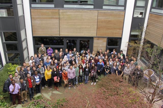 Warwick 2014 APTS Week, Group Photo