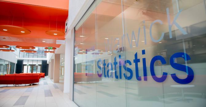Atrium Statistics Building