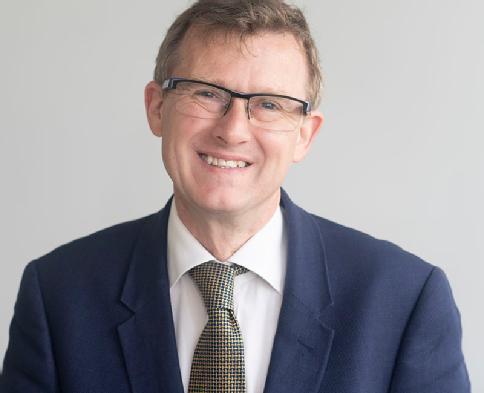 Professor David Mullins - Interim Head of Department, WMG.
