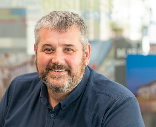 Professor Steven Maggs - Director of Undergraduate Studies