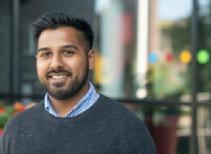Amar Gohil, Graduate Engineer, Smart, Connected and Autonomous Vehicles.