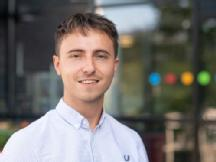 Ben Hunt, Graduate Engineer, Energy Innovation.