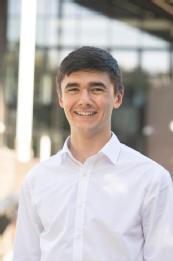 Felix Martin, Graduate Engineer, Smart, Connected and Autonomous Vehicles.