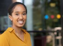 Irma Houmadi, Graduate Engineer, Energy Innovation.