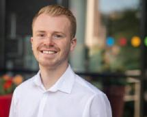 Jonathan Robinson, Graduate Engineer, Smart, Connected and Autonomous Vehicles