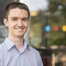 Josh Wallis, Graduate Engineer, Energy Innovation