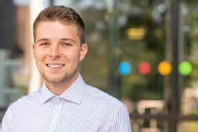 Lucas Bartol-Bibb, Graduate Engineer, Energy Innovation.