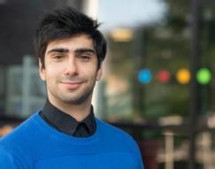 Nuno Navega, Graduate Engineer, Automation Systems.