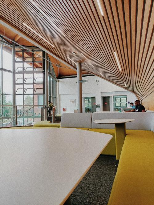 Oculus study space