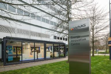 WMG's Energy Innovation Centre