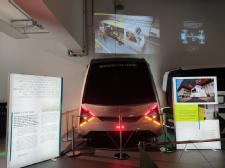 Image of Coventry VLR at Our Future Moves exhibition